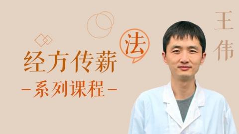 王伟--经方传薪 法