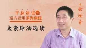 徐汝奇--太素脉法选读