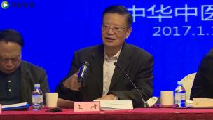 王琦在深入学习贯彻落实 《中华人民共和国中医药法》专家座谈会上的讲话