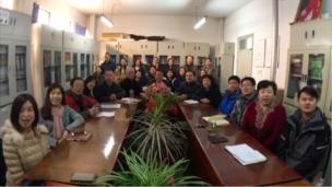 天津中医药大学针灸推拿学院--2017全球中医春节团拜会寄语