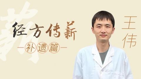 王伟--经方传薪补遗篇