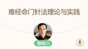 潘晓川-难经命门针法理论与实践