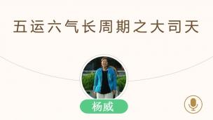 杨威—五运六气长周期之大司天