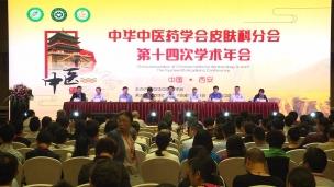 中华中医药学会第十四次皮肤科学术年会