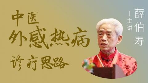 国医大师薛伯寿:中医外感热病诊疗思路