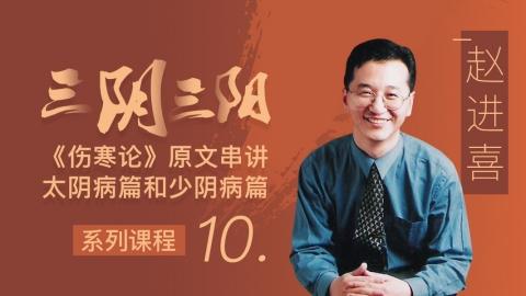 赵进喜-三阴三阳《伤寒论》原文串讲:太阴病和少阴病篇