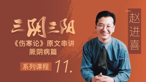 赵进喜-三阴三阳《伤寒论》原文串讲:厥阴病篇