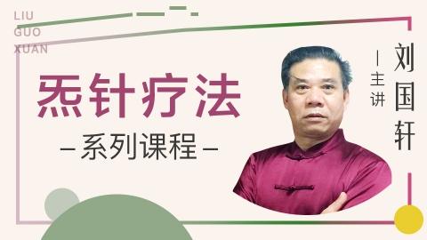 刘国轩--炁针疗法系列课程